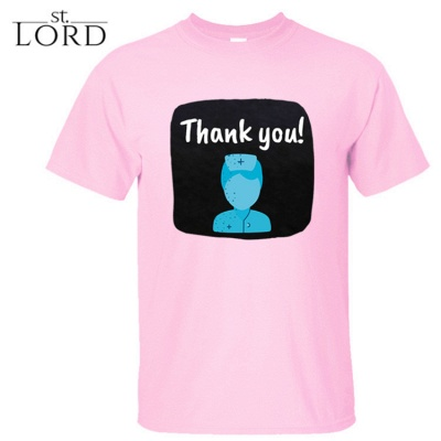 Cotton Jewel Thank You Printed T-shirt Special Memory 2020_5
