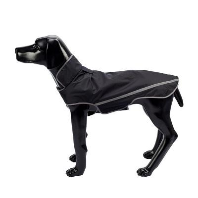 Dog Jacket Rainwear Rain Poncho Jacket for Dogs_2