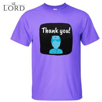 Cotton Jewel Thank You Printed T-shirt Special Memory 2020_7