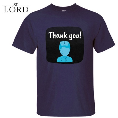 Cotton Jewel Thank You Printed T-shirt Special Memory 2020_6