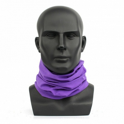 Protection Neck Gaiter Magic Face Cover Scarf Dust Wind Bandana Clothing Mask_8