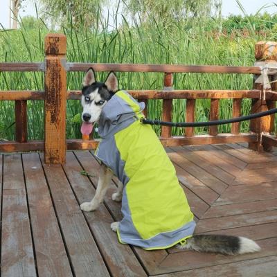 Perfect Rain Gear For Your Pet Fashion Dog Jacket Rainwear_3