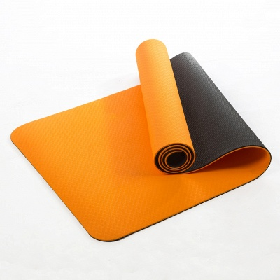 High Density Exercise Fitness Yoga Mat   Workout Ma for Yoga Pilates_6