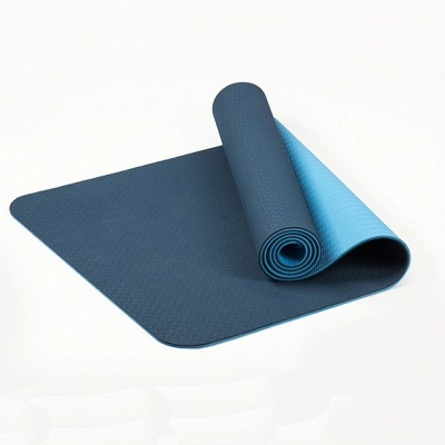High Density Exercise Fitness Yoga Mat   Workout Ma for Yoga Pilates_10