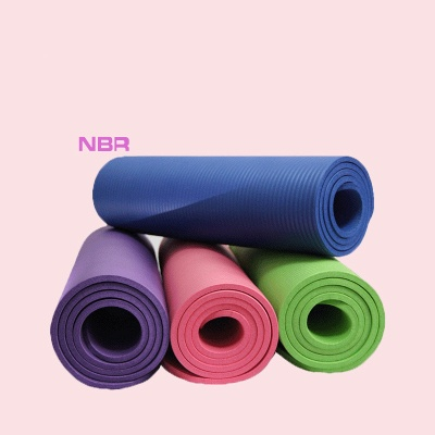 High Density Eco Excercise Fitness Yoga Mat