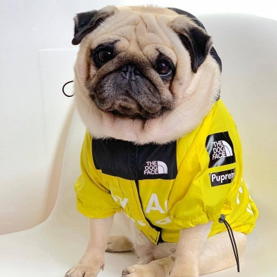 Dog Rain Poncho  for Small Medium Large Dogs_3