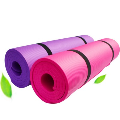 Yoga Exercise Moisture-Resistant Mat | Cushioned Yoga  Mat_4