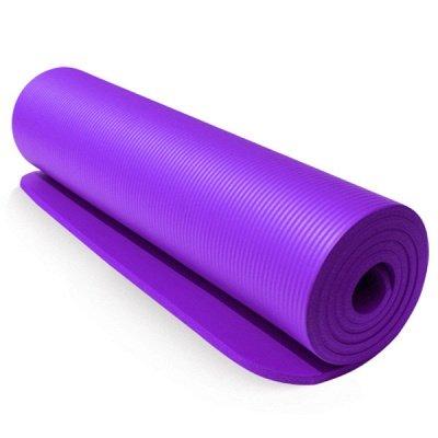 Yoga Exercise Moisture-Resistant Mat | Cushioned Yoga  Mat_5