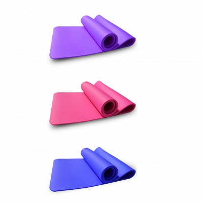 Eco Friendly Non Slip Fitness Exercise Yoga Mat | Pilates Floor Exercises_5