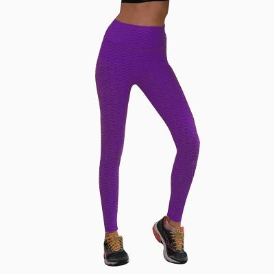 Women High Waist Sports Yoga lu Pants  |  Elastic Fitness Tights Gym Pants_8