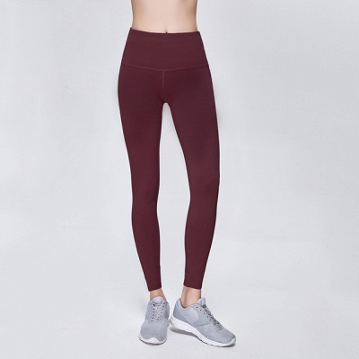 Best affordable Women's High Waist Tights Yoga Pants_8