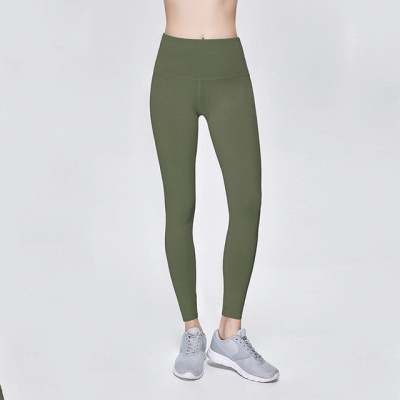Best affordable Women's High Waist Tights Yoga Pants_12
