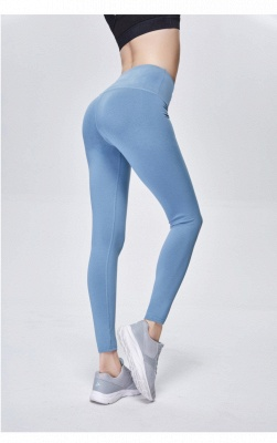 Best affordable Women's High Waist Tights Yoga Pants_11