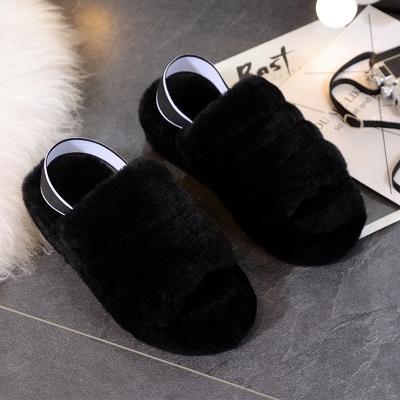 High Quality Australian Boots Women Designer Slippers Uggs Furry Slipper On Sale_7
