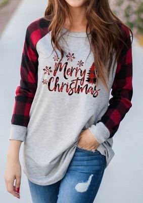 Women's Christmas Series Casual Sweatshirt_2