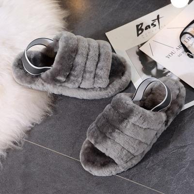 High Quality Australian Boots Women Designer Slippers Uggs Furry Slipper On Sale_8