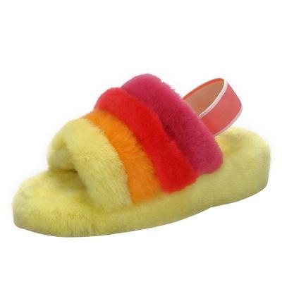 High Quality Australian Boots Women Designer Slippers Uggs Furry Slipper On Sale_14