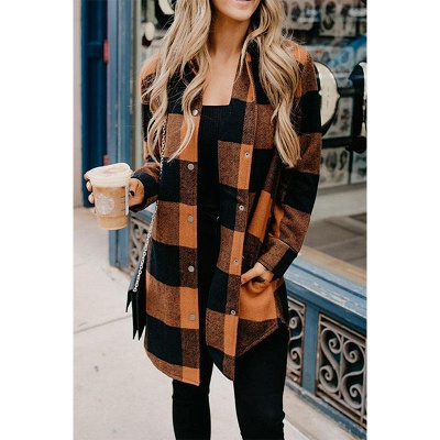 Classic Plaid Cozy Shirt_3