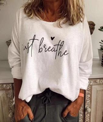 Women's Cotton CrewNeck Printed T-shirt_3