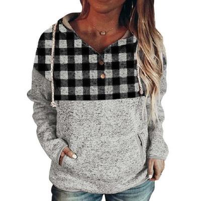 Women Long Sleeve Casual Sweatshirt & Hoodie_2