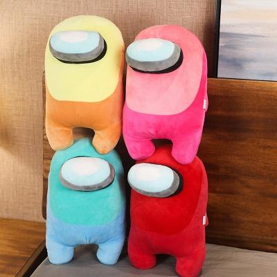 10 Colors Hot Game Among Us Plushie Toys 20cm Among Us Game Plushie Dolls Among Us Game Plushie Toys Christmas Gifts for Kids_15