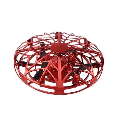 New Fidget Finger Spinner Flying Spinner Returning Gyro Kids Toy Gift Outdoor Gaming Saucer UFO Drone_1