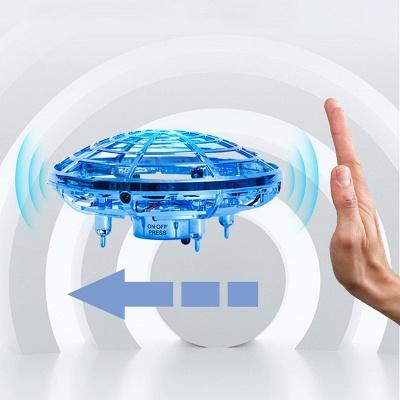 New Fidget Finger Spinner Flying Spinner Returning Gyro Kids Toy Gift Outdoor Gaming Saucer UFO Drone_8