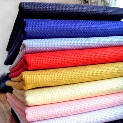 Cross-stitch embroidered cloth- Cross Stitch Fabric / 11CT 14CT 9CT Georgia cotton embroidered cloth / 1.5 * 1 meter