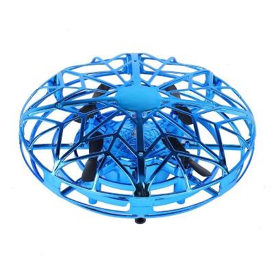 New Fidget Finger Spinner Flying Spinner Returning Gyro Kids Toy Gift Outdoor Gaming Saucer UFO Drone_3