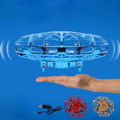New Fidget Finger Spinner Flying Spinner Returning Gyro Kids Toy Gift Outdoor Gaming Saucer UFO Drone_9