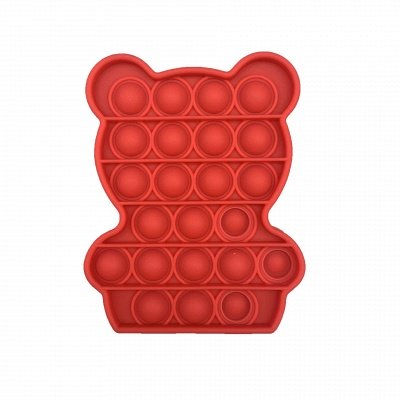 5 PCS Pop It Fidget Toy Sensory Push Pop Bubble Fidget Sensory Toy Autism Special Needs Anxiety Stress Reliever For Kids Adults_72