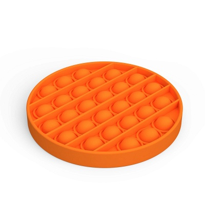 5 PCS Pop It Fidget Toy Sensory Push Pop Bubble Fidget Sensory Toy Autism Special Needs Anxiety Stress Reliever For Kids Adults_7