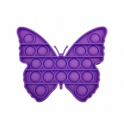 5 PCS Pop It Fidget Toy Sensory Push Pop Bubble Fidget Sensory Toy Autism Special Needs Anxiety Stress Reliever For Kids Adults_57