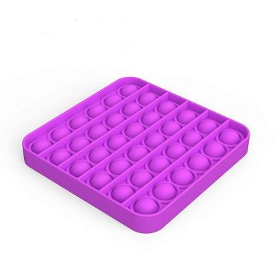 5 PCS Pop It Fidget Toy Sensory Push Pop Bubble Fidget Sensory Toy Autism Special Needs Anxiety Stress Reliever For Kids Adults_15