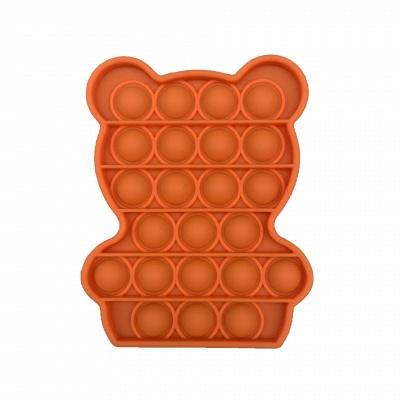 5 PCS Pop It Fidget Toy Sensory Push Pop Bubble Fidget Sensory Toy Autism Special Needs Anxiety Stress Reliever For Kids Adults_70