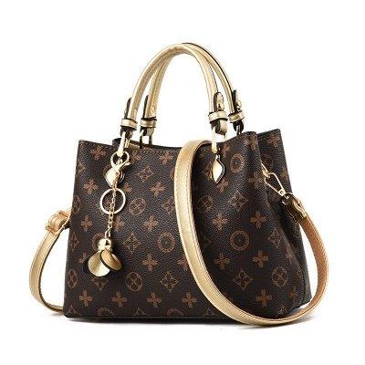 2021 Female Tote Bag Designers Luxury Handbags Printed Bucket simple women bag Famous Brand Shoulder Bag_2