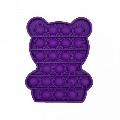 5 PCS Pop It Fidget Toy Sensory Push Pop Bubble Fidget Sensory Toy Autism Special Needs Anxiety Stress Reliever For Kids Adults_67