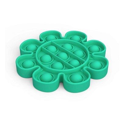 5 PCS Pop It Fidget Toy Sensory Push Pop Bubble Fidget Sensory Toy Autism Special Needs Anxiety Stress Reliever For Kids Adults_32