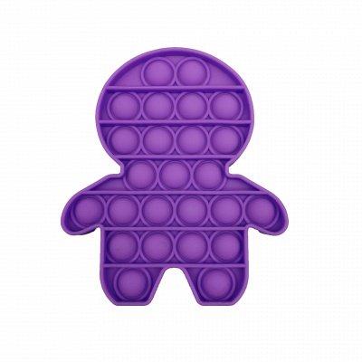 5 PCS Pop It Fidget Toy Sensory Push Pop Bubble Fidget Sensory Toy Autism Special Needs Anxiety Stress Reliever For Kids Adults_53