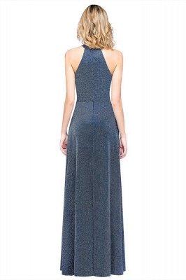 Fashion A-Line Halter Sleeveless Evening Dress On Sale_3