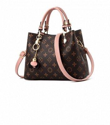 2021 Female Tote Bag Designers Luxury Handbags Printed Bucket simple women bag Famous Brand Shoulder Bag_8