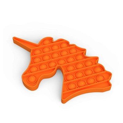 5 PCS Pop It Fidget Toy Sensory Push Pop Bubble Fidget Sensory Toy Autism Special Needs Anxiety Stress Reliever For Kids Adults_3
