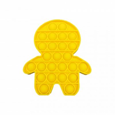 5 PCS Pop It Fidget Toy Sensory Push Pop Bubble Fidget Sensory Toy Autism Special Needs Anxiety Stress Reliever For Kids Adults_51