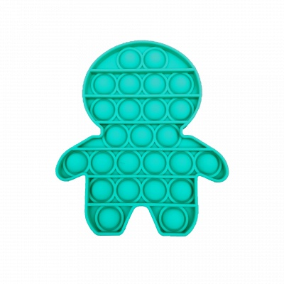 5 PCS Pop It Fidget Toy Sensory Push Pop Bubble Fidget Sensory Toy Autism Special Needs Anxiety Stress Reliever For Kids Adults_52