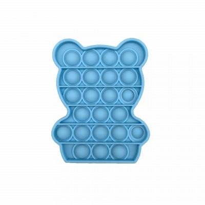 5 PCS Pop It Fidget Toy Sensory Push Pop Bubble Fidget Sensory Toy Autism Special Needs Anxiety Stress Reliever For Kids Adults_68