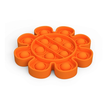 5 PCS Pop It Fidget Toy Sensory Push Pop Bubble Fidget Sensory Toy Autism Special Needs Anxiety Stress Reliever For Kids Adults_29