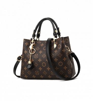 2021 Female Tote Bag Designers Luxury Handbags Printed Bucket simple women bag Famous Brand Shoulder Bag_5