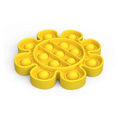5 PCS Pop It Fidget Toy Sensory Push Pop Bubble Fidget Sensory Toy Autism Special Needs Anxiety Stress Reliever For Kids Adults_30