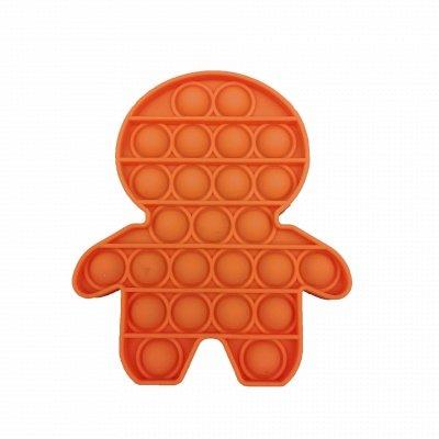 5 PCS Pop It Fidget Toy Sensory Push Pop Bubble Fidget Sensory Toy Autism Special Needs Anxiety Stress Reliever For Kids Adults_50