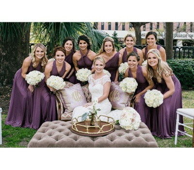 Multiway Infinity Wisteria Bridesmaid Dresses   Convertible Wedding Party Dress_4